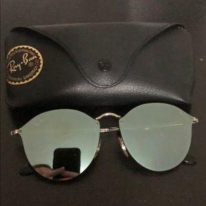 Ray Ban reflective sunglasses